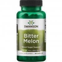 BITTER MELON FULL SPECTRUM 500mg (SWANSON) 60 kaps.
