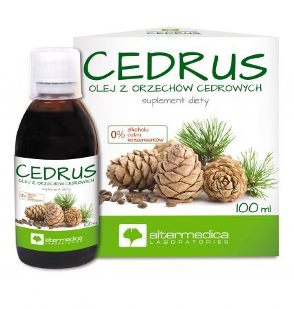 CEDRUS PŁYN 100ml