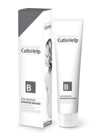 CUTISHELP B- DOLOR-END Krem konopny 75ml