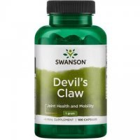 DEVIL'S CLAW 500mg (SWANSON) 100 kaps.
