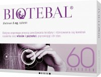 BIOTEBAL 5mg 60 tabl.
