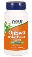 OJIBWA EXTRACT (NOW) 90 kaps.