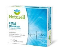 POTAS (NATURELL) 100 tabl.