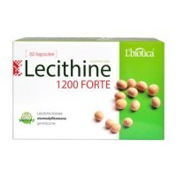 LECITHINE 1200mg 50 kaps.