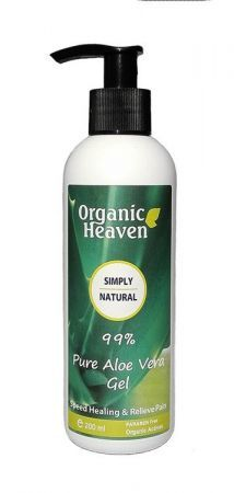 ALOE VERA GEL 99% QUEEN HELENE 200ml