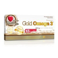 OLIMP GOLD OMEGA 3, 1000mg 60 kaps.