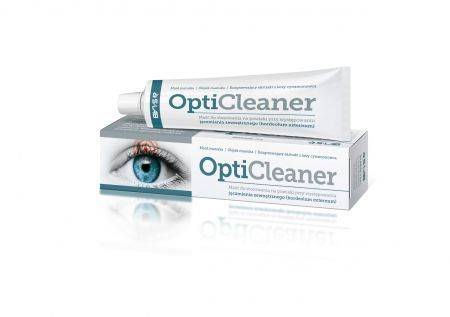 OPTICLEANER maść 15g