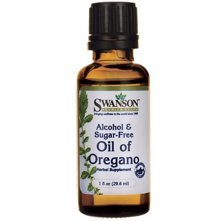 OREGANO OLEJ (SWANSON) 29,6ml