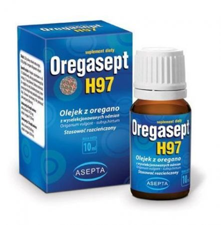 OREGASEPT H97 OLEJEK Z OREGANO 10ml