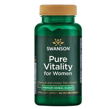 PURE VITALITY FOR WOMEN (SWANSON) 60 kaps.