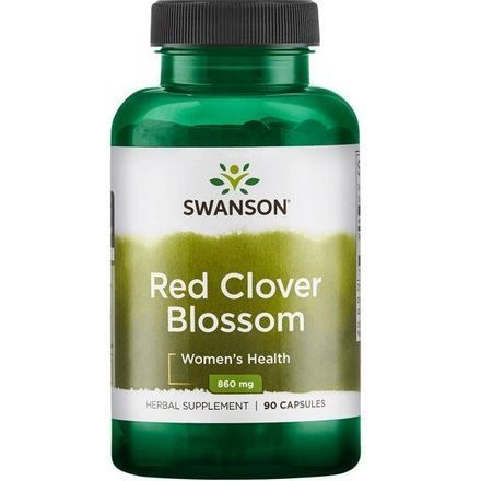 RED CLOVER 430mg (SWANSON) 90 kaps.