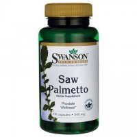 SAW PALMETTO 540mg (SWANSON) 100 kaps.