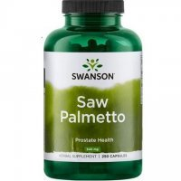 SAW PALMETTO 540mg (SWANSON) 250 kaps.