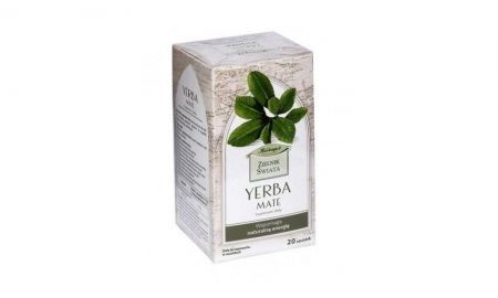 YERBA MATE FIX 20 sasz.